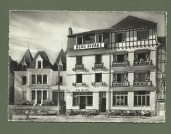 CARTE POSTALE 44 LOIRE ATLANTIQUE  LE POULIGUEN HOTEL BEAU RIVAGE - Le Pouliguen