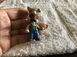 Figurine En Plastique Lapin - Dessins Animés