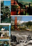 LOT 6000 CARTES POSTALES MONDE SAUF FRANCE /  LOT 6000  POSTCARDS WORLD EXCEPT FRANCE. - Postkaarten