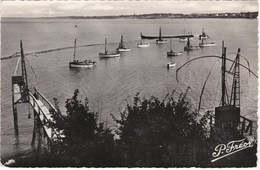 LA PLAINE-sur-MER. PORT GIRAUD. Le CORMIER. La Flotille Et Les Pêcheries - La-Plaine-sur-Mer