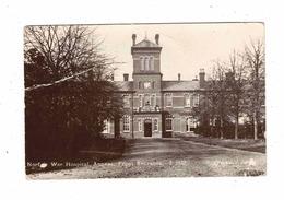 NORFOLK War Hospital, Norfolk, England, WW I, Old Harrold's Real Photo Postcard - Angleterre