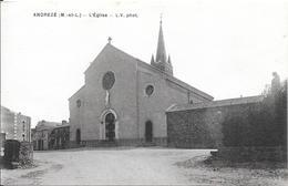 Andrezé - France