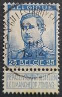 Timbres De Belgique N° 125 - 1912 Pellens