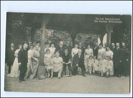 U9638/ Adel  Vier Generationen Des Hauses Wittelsbach Foto AK Ca.1908 - Familles Royales