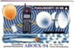Finland Phonecard Turku P3 - Finlande