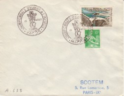 FRANCE : 1959 - Championnats  D'Europe A L'Aviron - MACON - Aviron