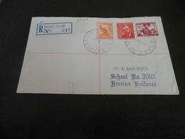 RARE HEARD ISLAND A.N.A.R.L. 2 MAR 49 VERSO BALLARAT R.S - Brieven En Documenten