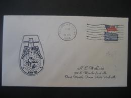 Vereinigte Staaten- Beleg Mit Cachetstempel USS Florida SSBN - 728 - Colecciones & Lotes