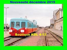 AL 635 - Autorail Picasso X 3876 En Gare - PITHIVIERS - Loiret - SNCF - Trenes