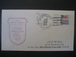 Vereinigte Staaten- Beleg Mit Cachetstempel USS Essex LHD 2 - Colecciones & Lotes