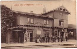 WADGASSEN - Bahnhof - Otros