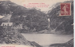Loudenviel - Haut Louron - Lac De Caillehaouas - Pic Gourdon Et Col Des Gours-blancs - 1921 - Bagneres De Bigorre