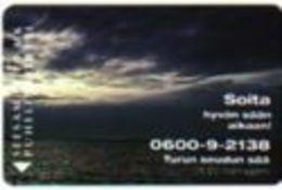 Finland Phonecard Turku P12 (12/97 ) - Finlande