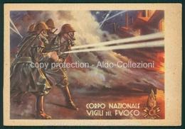 Corpo Nazionale Vigili Del Fuoco Ministero Dell'Interno Servizi Antincendi FG M305 - Italie