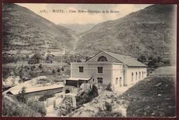 Bozel Usine Hydro-électrique De La Rozière  * Savoie 73350 *  électricité * Arrondissement  Albertville N° 3185 - Bozel