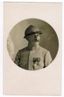P775 - Beau Portait D'un Militaire Du 211° (?) Avec Décorations : Croix De Guerre Et ? - Guerre 1914-18