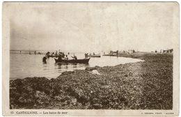 CPA Algérie. Castiglione. Les Bains De Mer, 1915 - Andere Steden