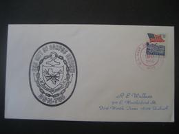 Vereinigte Staaten- Beleg Mit Cachetstempel USS City Of Corpus Christi SSN-705 - Colecciones & Lotes