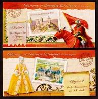 2012  Carnets  AA  N° C714 Et C726  Neufs**  (faciale: 27.84€) - Commémoratifs