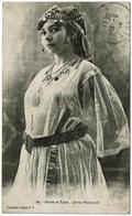 CPA Algérie. Scènes Et Types. Jeune Mauresque, 1915 - Plaatsen