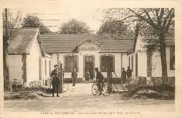 CAMP DE MOURMELON MESS DES SOUS OFFICIERS DU 8 Em REGIMENT DE ZOUAVES - Camp De Châlons - Mourmelon
