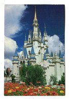 C.P °_ Disney-Cinderella Castle-Usa - Disneyworld