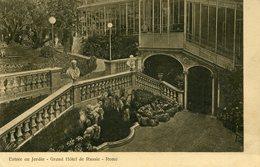Gran Hotel De Russie - Lot. 3362 - Cafés, Hôtels & Restaurants