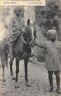 CPA MILITARIA GUERRE EUROPEENNE 1914 CAVALIERS INDIENS - Weltkrieg 1914-18