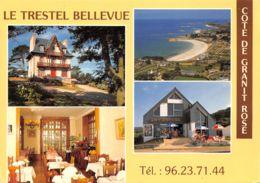 22-TRELEVERN-HOTEL LE TRESTEL BELLEVUE-N°405-D/0009 - Autres Communes