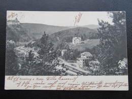 AK Rosenburg B. Horn 1905 /  D*44075 - Rosenburg