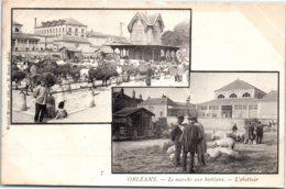 45 ORLEANS -Le Marché Aux Bestiaux - L'abattoir - Orleans