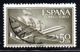Espagne - N° PA268 - 1956 - Posta Aerea