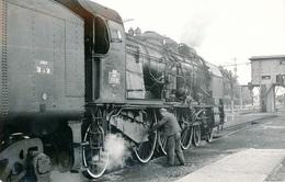 LES JONCHEROLLES 05.1971 231K82 - Trains