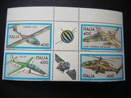 ITALIA N. 1637/40 Nuovo Mnh* - 1981-90:  Nuovi