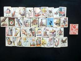 36 Carte Craveri Pubblicità Cibalgina Primo '900 - Altri