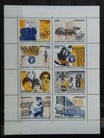 MONACO BLOC FEUILLET N° 70 N° 2009 A à 2009 H COTE 18 € NEUFS ** MNH 50 ème Anniversaire De L'O. N. U - Blocs