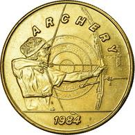 United States Of America, Médaille, Jeux Olympiques De Los Angelès, Tir à - USA