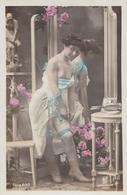 Femme Mi-nu- Collection KF 2145 - Nus Adultes (< 1960)