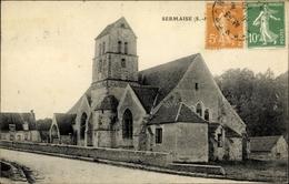 Cp Sermaises Du Loiret, L'Eglise - Autres Communes