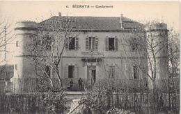 SEDRATA - Gendarmerie - Algeria