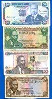 Kenya  8  Billets - Kenia