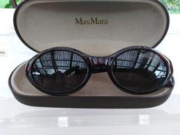 """1236 OCCHIALE DA SOLE DONNA """" MAX MARA"""" MOD. MM 87/S F2U   VINTAGE ANNI 80/90 RARO - Sun Glasses"""