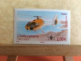 P.A. Centenaire De L'Hélicoptère 2007 ( Neuf (Y&T N°70)- Coté 8,00€ (Tous De Bonne Qualité Garantie) - Airmail