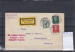 Deutsches Reich Michel Kat.Nr. S36 MiF - Zusammendrucke