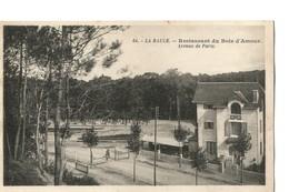 LA BAULE (Loire Atlantique), Restaurant Du Bois D'Amour, Avenue De Paris - La Baule-Escoublac