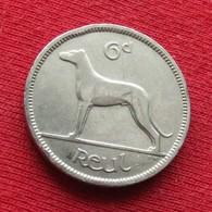 Ireland 6 Pence 1928 KM# 5 *V1 Dog   Irlanda Irlande Ierland Eire - Ireland