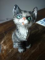 Céramique Goebel - Figurine Animalière - Chat - Autres