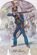 Figurine Publicitaire Fromages Mère Picon - Soldats De L'Empire - N°33 - Marin De La Garde Impériale Mai 1805 - Sonstige