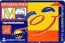 Finland Phonecard Turku P40 - Finlande