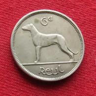 Ireland 6 Pence 1942 KM# 13a *V1 Irlanda Irlande Ierland Eire - Ireland